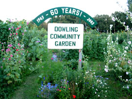 Dowling Community Garden Rules
